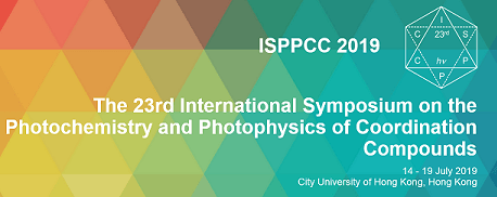 American-Elements-Sponsors-ISPPCC-2109-The-23rd-International-Symposium-on-the-Photochemistry-and-Photophysics-of-Coordination-Compounds-Logo