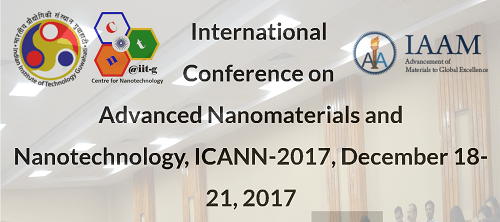 American Elements Sponsors International Conference on Advanced Nanomaterials and Nanotechnology, ICANN-2017