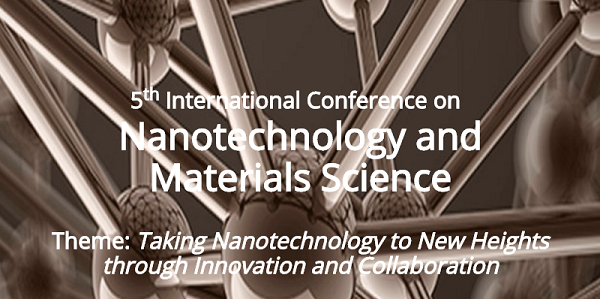 American-Elements-Sponsors-5th-International-Conference-on--Nanotechnology-and-Materials-Science