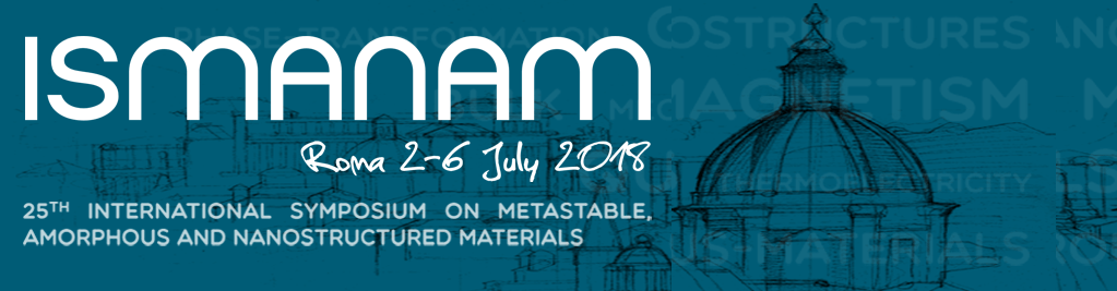 American-Elements-Sponsors-The-25th-International-Symposium-on-Metastable-Amorphous-and-Nanostructured-Materials-ISMANAM-2018-Logo