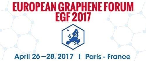 EGF 2017, European Graphene Forum