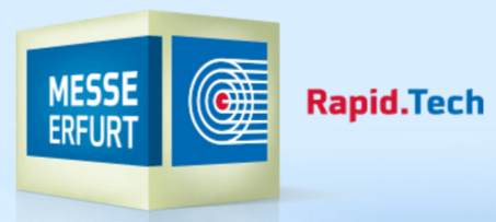 Rapid.Tech - International trade fair & conference for additive technologies logo