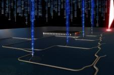 Researchers create novel photonic chip
