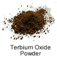 High Purity (99.999%) Terbium Oxide (Tb4O7) Powder