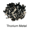 High Purity (99.999%) Thorium (Th) Metal
