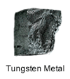 High Purity (99.999%) Tungsten (W) Metal