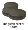 99.999% High Purity Tungsten Nickel (WNi) Foam