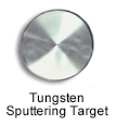 High Purity (99.999%) Tungsten (W) Sputtering Target