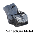 High Purity (99.999%) Vanadium (V) Metal