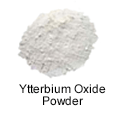 High Purity (99.999%) Ytterbium Oxide (Yb2O3) Powder