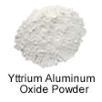 High Purity (99.999%) Yttrium Aluminum Oxide (Y3Al5O12) Powder
