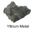 High Purity (99.999%) Yttrium (Y) Metal