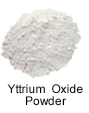 High Purity (99.999%) Yttrium Oxide (Y2O3) Powder