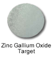 High Purity (99.999%) Zinc Gallium Oxide Sputtering Target