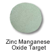 High Purity (99.999%) Zinc Manganese Oxide Sputtering Target