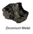 High Purity (99.999%) Zirconium (Zr) Metal